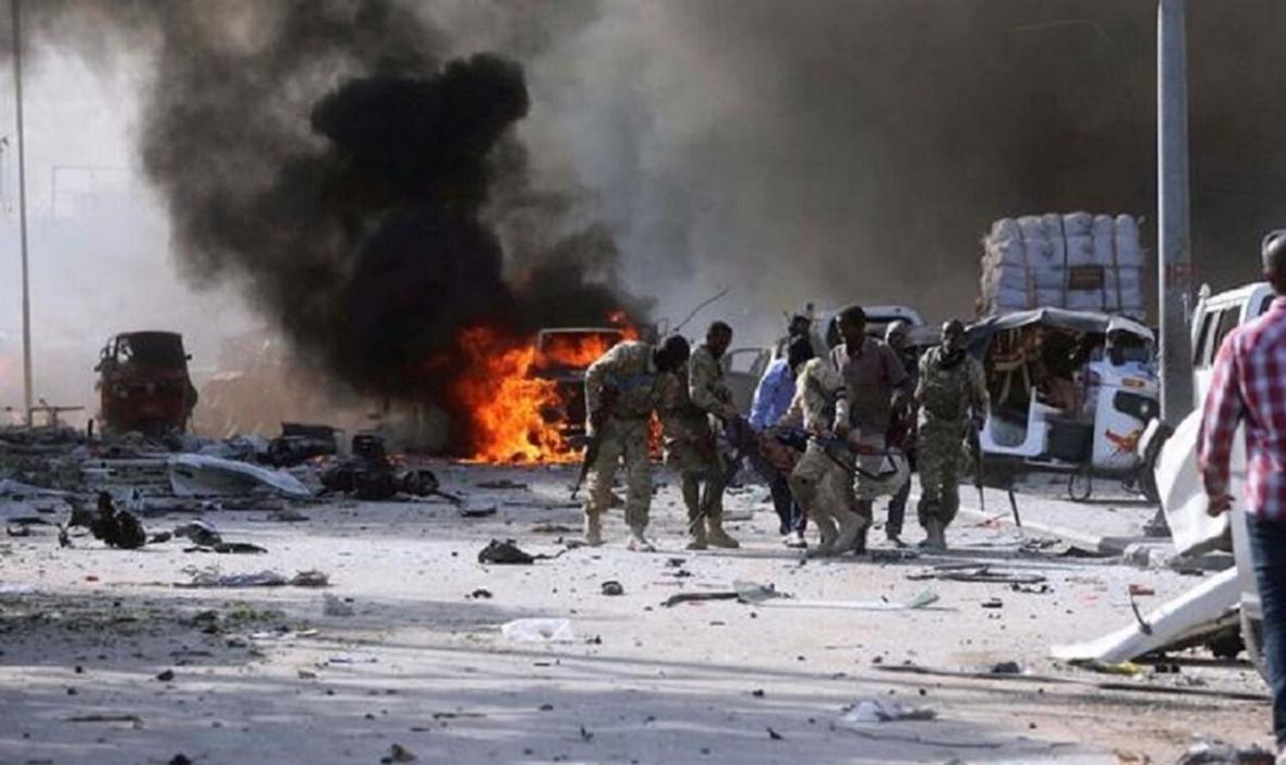 خبرنگاران انفجار تروریستی در سومالی 6 کشته و 30 زخمی برجا گذاشت