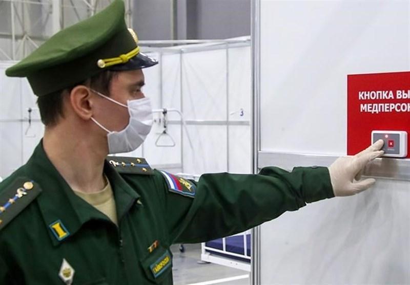 بهبود بیش از 3300 نیروی نظامی روس مبتلا به کرونا