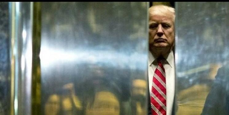 سی بی اس: ترامپ از شنبه در انظار عمومی دیده نشده است
