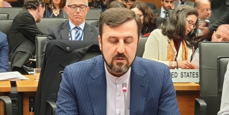 نگرانی ایران از اقدامات هسته ای اخیر آمریکا و فرانسه