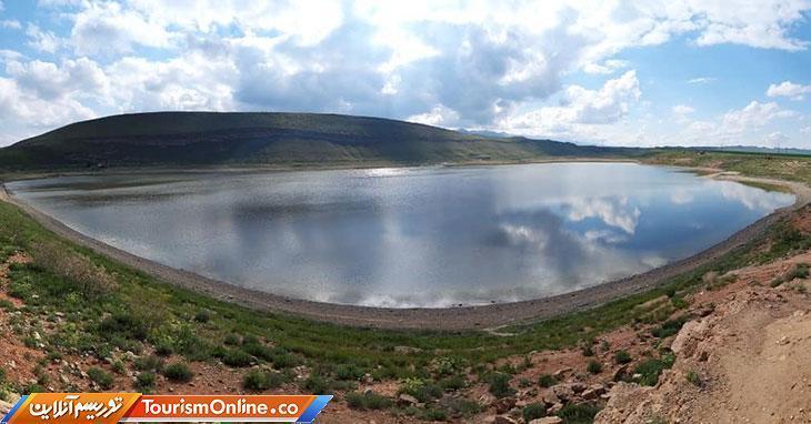 دریاچه بزنگان جاذبه طبیعی سرخس، تصاویر
