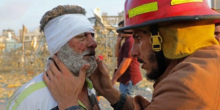 شمار قربانیان انفجار بیروت به 158 کشته و بیش از 6 هزار زخمی رسید