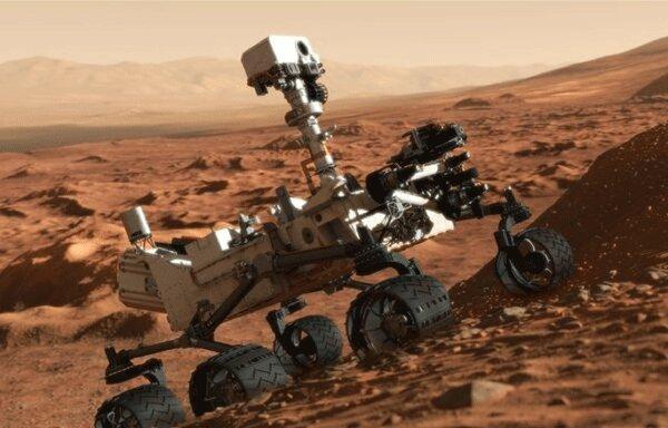 مریخ نورد ناسا در رودخانه باستانی سیاره سرخ فرود می آید