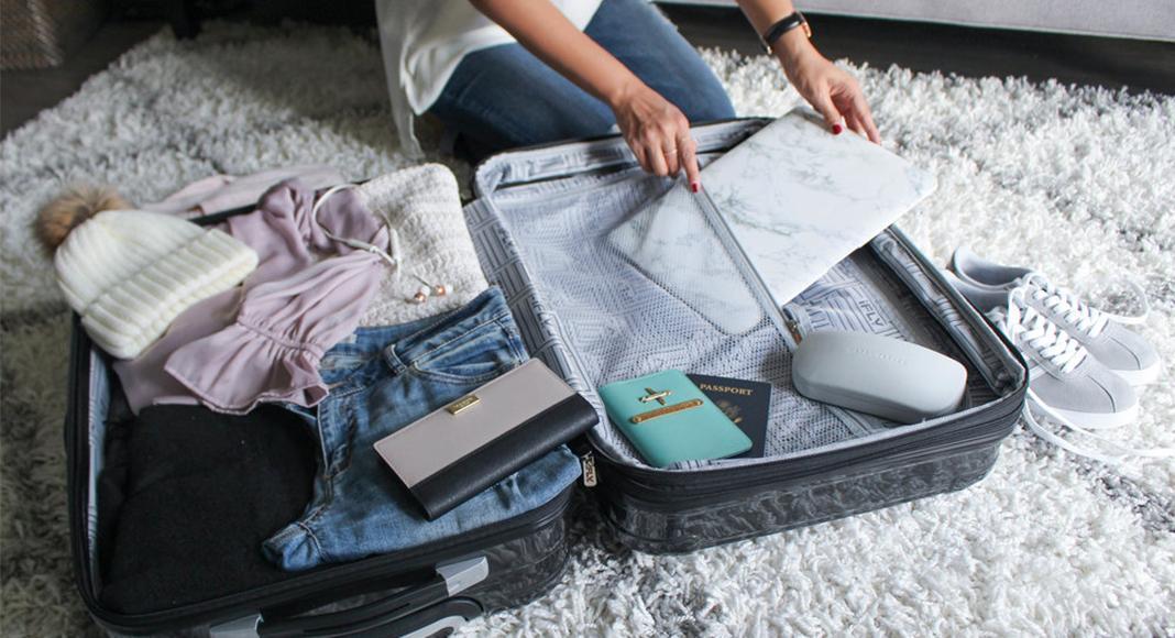 ترفندهای بستن چمدان در سفر