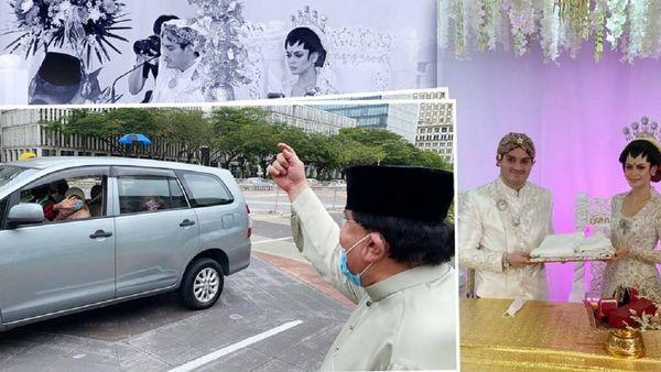 جشن عروسی پسر وزیر سوژه رسانه ها شد