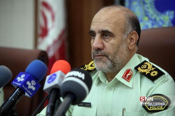 دستگیری 670 نفر در چهلمین مرحله رعد، تمهیدات پلیس برای خاموشی معابر
