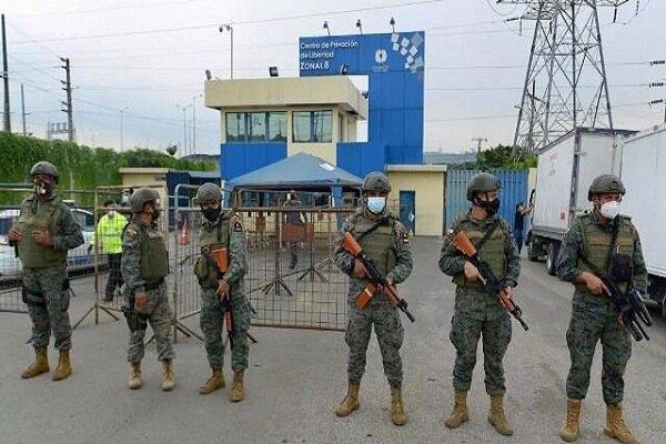 67 کشته طی شورش در زندان های اکوادور