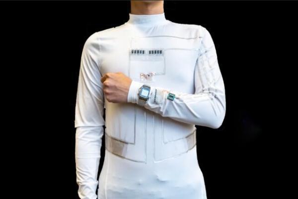 لباس هوشمندی که از عرق بدن انرژی فراوری می نماید